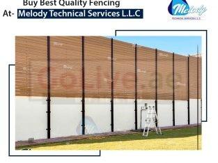 WPC Fence Suppliers in Dubai Sharjah Abu Dhabi UAE   WPC Fence installation in UAE   WPC Fence contractor in Dubai