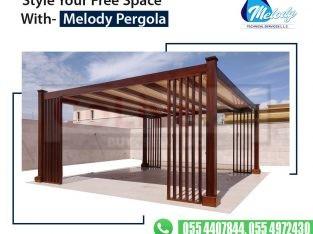 Patio pergola in Dubai | Pergola wooden in Dubai | Seating Area Pergola Suppliers in Dubai Abu Dhabi Sharjah UAE | outdoor pergola