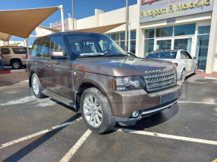 Range Rover Supercharged 2011 for sale