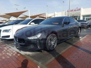 Maserati Ghibli 2016 for sale