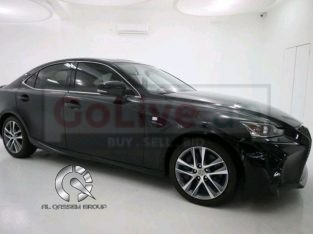 Lexus IS-Series 2018 for sale