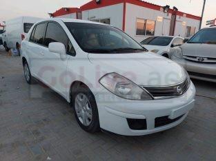 Nissan Tiida 2012 for sale