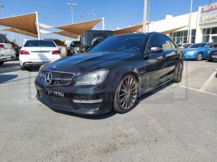 Mercedes Benz C-Class 2009 for sale