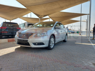 Nissan Sentra 2017 GCC Spec, Good condition FOR SALE