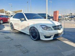 Mercedes Benz C-Class 2014 GCC Spec for sale