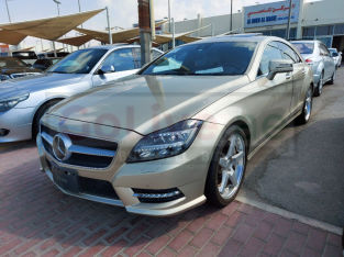 Mercedes Benz CLS-Class 2013 for sale