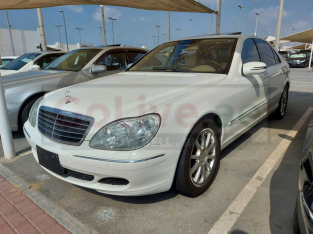 Mercedes Benz S-Class 2005 for sale
