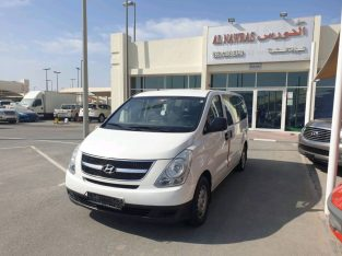 Hyundai H 1 2016 GCC Spec, Good condition for sale