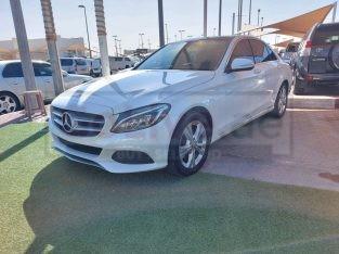 Mercedes Benz C-Class 2015 FOR SALE