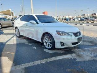 Lexus IS-Series 2012 GCC Spec, Good condition FOR SALE