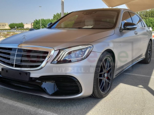 Mercedes Benz S-Class 2018 for sale