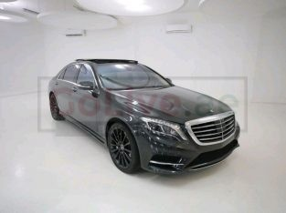 Mercedes Benz S-Class 2016 for sale