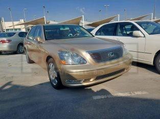 Lexus LS-Series 2006 Good condition for sale