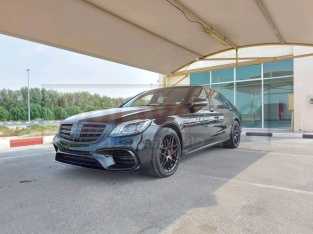 Mercedes Benz S-Class 2015 for sle