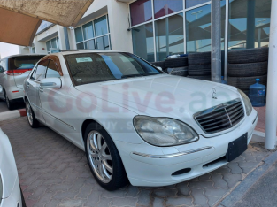 Mercedes Benz S-Class 2001 for sale