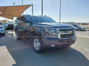Chevrolet Tahoe 2015 GCC Spec Full Service Report for sale