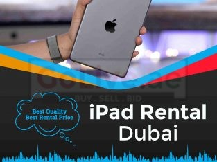 Renting iPads throughout UAE at VRS Technologies
