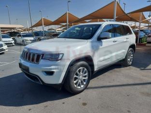 Jeep Grand Cherokee 2018 GCC Spec Full Service Report for sale