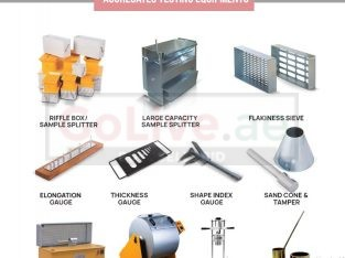 Material Testing Equipment Suppliers in Dubai, UAE | Falcon Geomatics LLC