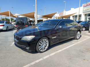 BMW 7-Series 2011 for sale