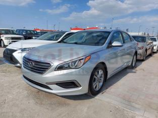 Hyundai Sonata 2016 GCC Spec for sale
