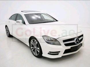 Mercedes Benz CLS-Class 2012 FOR SALE