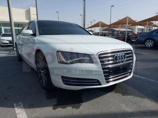 Audi A8 2012 GCC Spec for sale