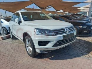 Volkswagen Touareg 2015 GCC Spec FOR SALE