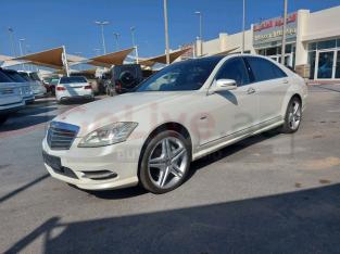 Mercedes Benz S-Class 2011 GCC Spec, Good condition for sale