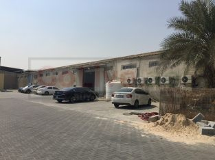 Covered Warehouse for rent