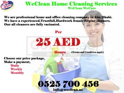 WeClean Home Cleaning Services