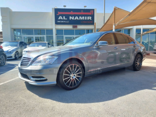 Mercedes Benz S-Class 2013 FOR SALE