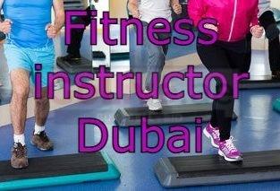 Fitness instructor Dubai (PERSONAL TRAINER)