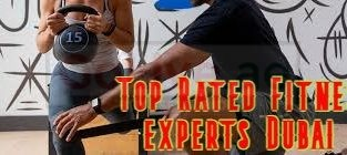 Top Rated Fitness experts Dubai (personal trainer)