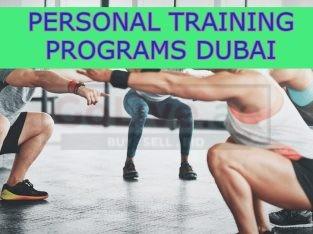 Personal Training Programs Dubai