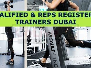 Qualified & Reps Registered Trainers Dubai