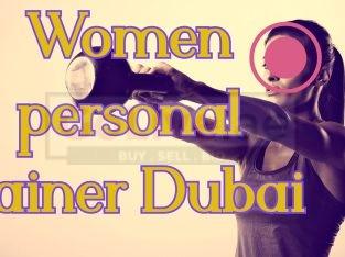 Women personal trainer Dubai (lifestyle expert)