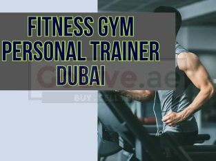 Fitness expert and gym personal trainer Dubai
