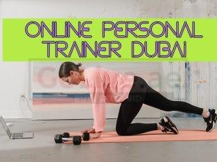 Online Personal Trainer Dubai
