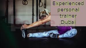 Experienced personal trainer Dubai