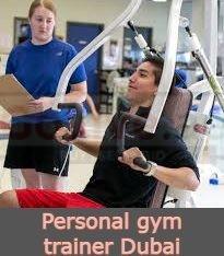 Personal gym trainer Dubai ( مدرب شخصي)