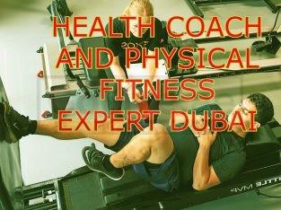 Health coach and physical fitness expert Dubai