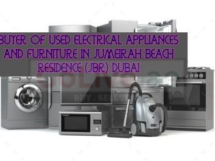 BUYER OF USED ELECTRICAL APPLIANCES AND FURNITURE IN JUMEIRAH BEACH RESIDENCE (JBR) DUBAI