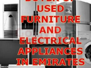 BUYER OF USED FURNITURE AND ELECTRICAL APPLIANCES IN EMIRATES HILL DUBAI
