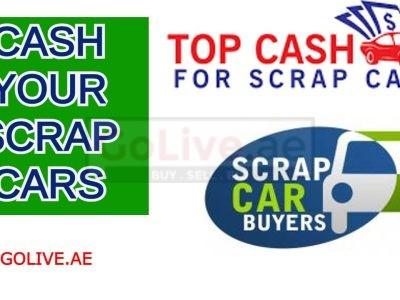 Cash your scrap cars