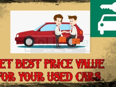 Get best price value for your used cars