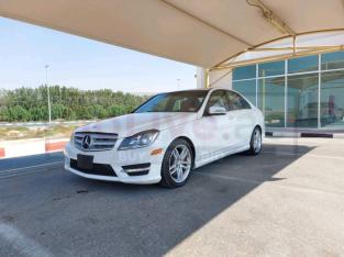 Mercedes Benz C-Class 2013 FOR SALE