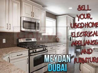 SELL YOUR USED HOME ELECTRICAL APPLIANCES AND FURNITURE IN MEYDAN DUBAI