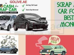 Scrap my car for best money