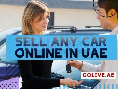 Sell any car online in UAE